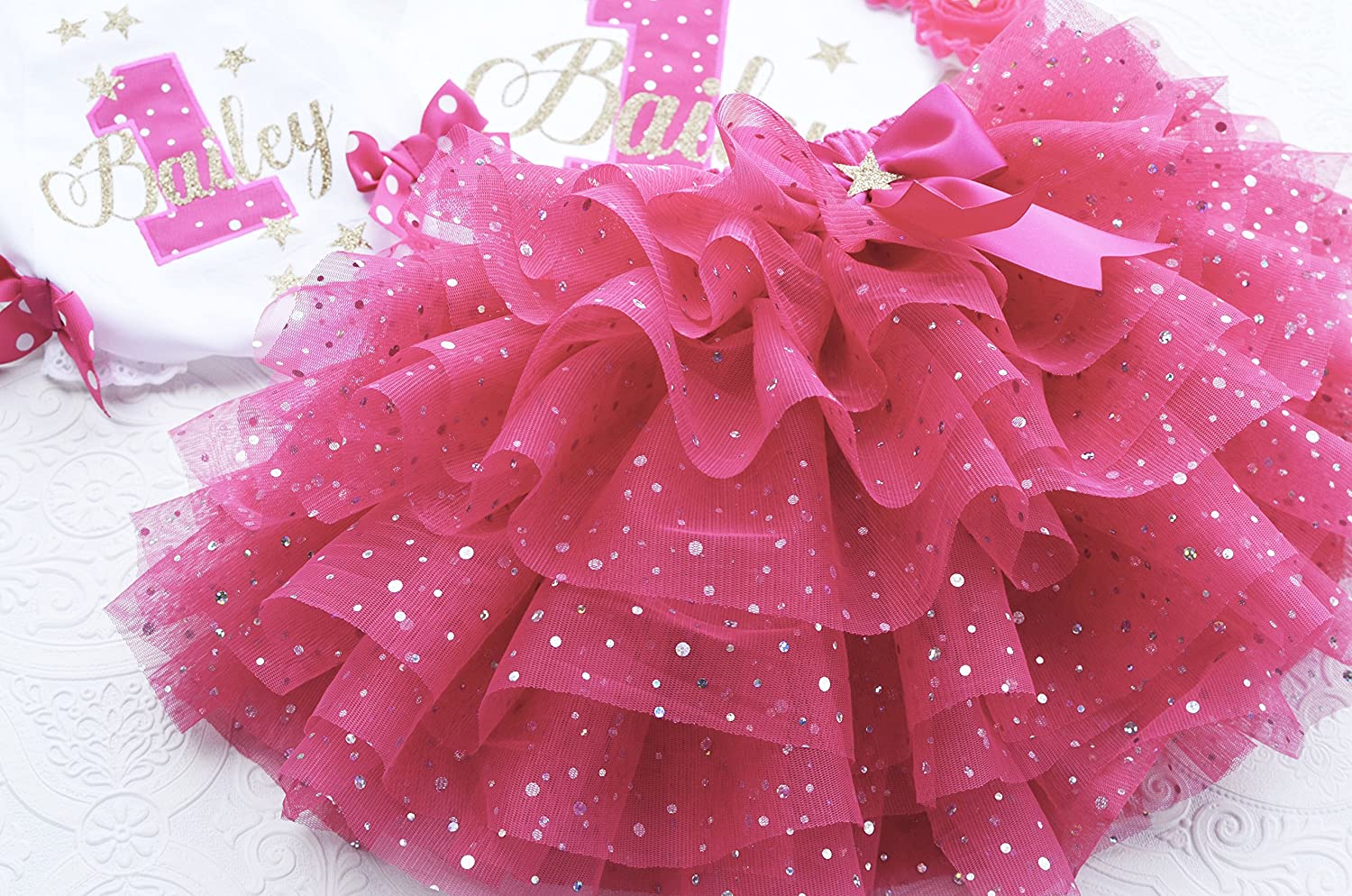 Baby girl first birthday outfit,pink silver 1st birthday outfit,first birthday outfit,Cake smash outfit girl,princess birthday outfit girl,twinkle twinkle little star birthday outfit