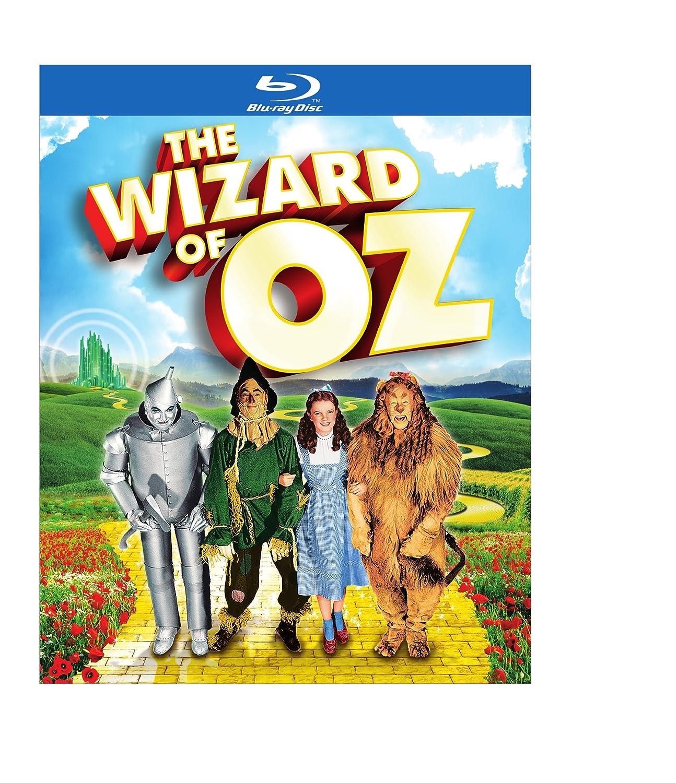 amazon com the wizard of oz blu ray judy garland frank morgan