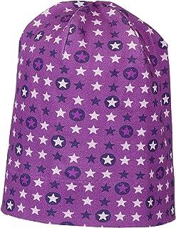 Sterntaler Slouch-Beanie, Bonnet Bébé Fille, Violet (Orchidee 677), 49 Bonnet Bébé Fille 4521700