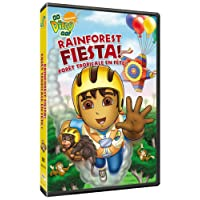 Go Diego Go! Rainforest Fiesta
