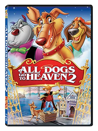 All dogs go to heaven 2 pictures