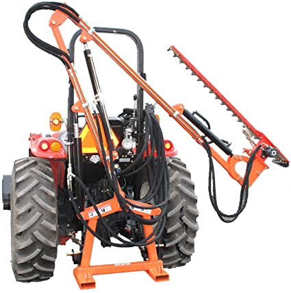 Amazon com : Farmer Helper Hydraulic Boom with 4′ Sickle