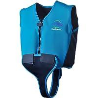 Konfidence Junior Schwimmweste, Blau / Dunkelblau