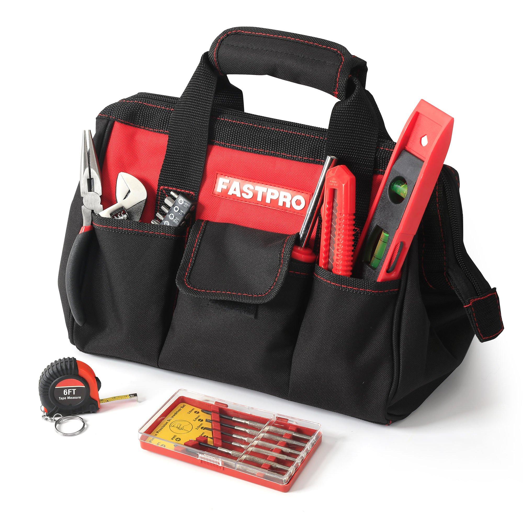 FASTPRO 23-piece Basics Tool Set with Tool Bag by FASTPRO (Image #3)