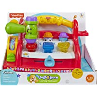 Fisher Price Laugh and Learn Learning Toolbench, Multi Color