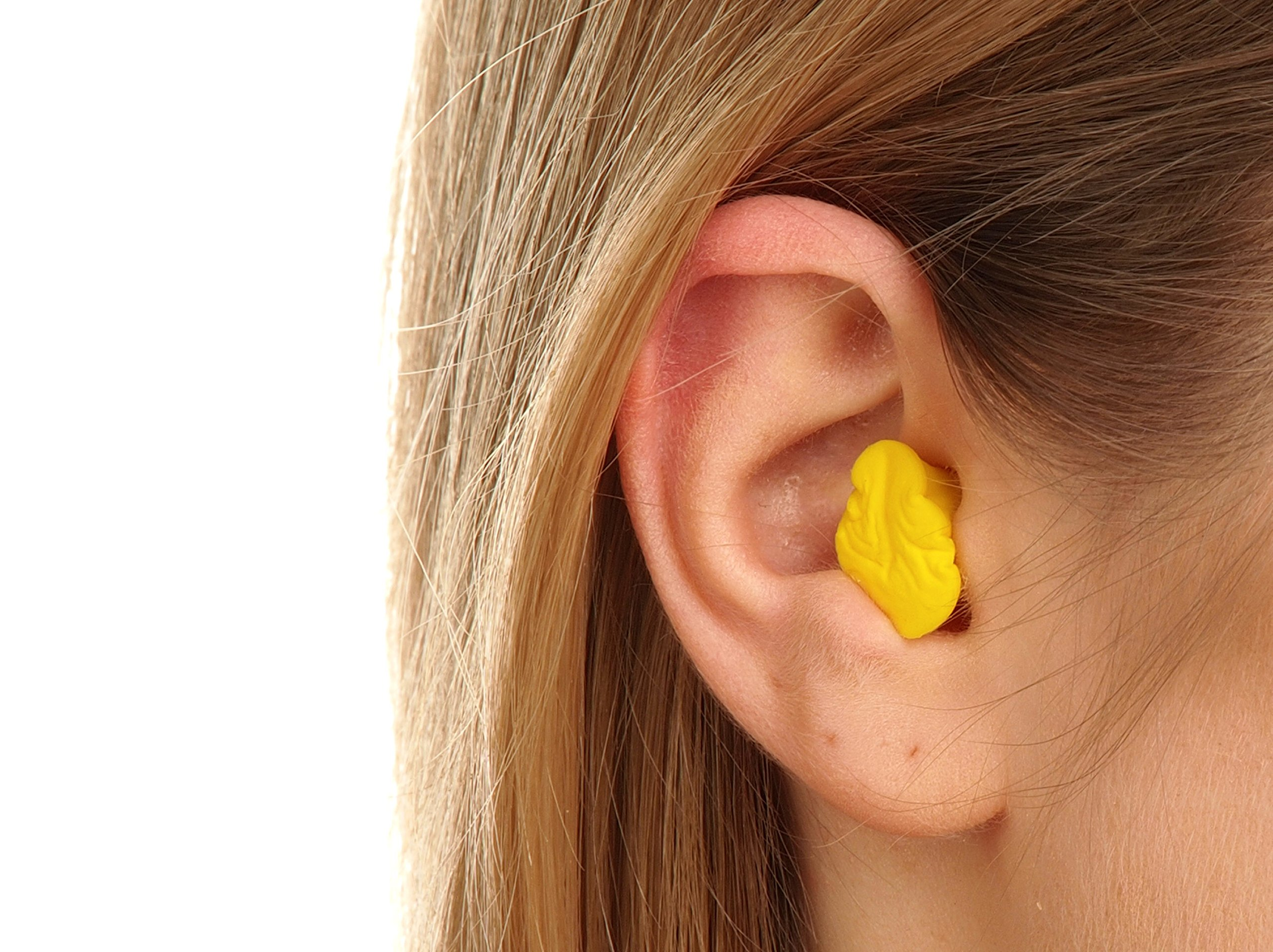 PQ Earplugs for Sleep - Comfortable & Reusable Ear Plugs for Side Sleepers - Sound Blocking Level 32 dB - Noise Cancelling for Snoring & Reusable Ear Plugs for Swimming & Traveling by Peace&Quiet (Image #5)