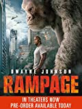 Rampage (Blu-ray + DVD + Digital Combo Pack)