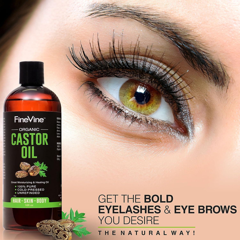 Amazon 100 Pure Castor Oil 16oz For Moisturizing Healing