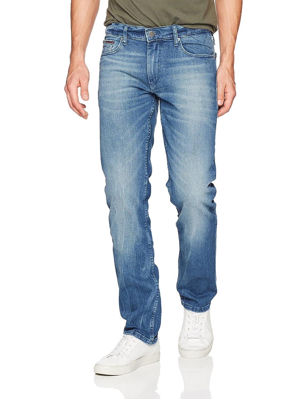 7db4c600 Tommy Hilfiger Men's Original Ryan Straight Fit Jeans [5KJjO0104584 ...