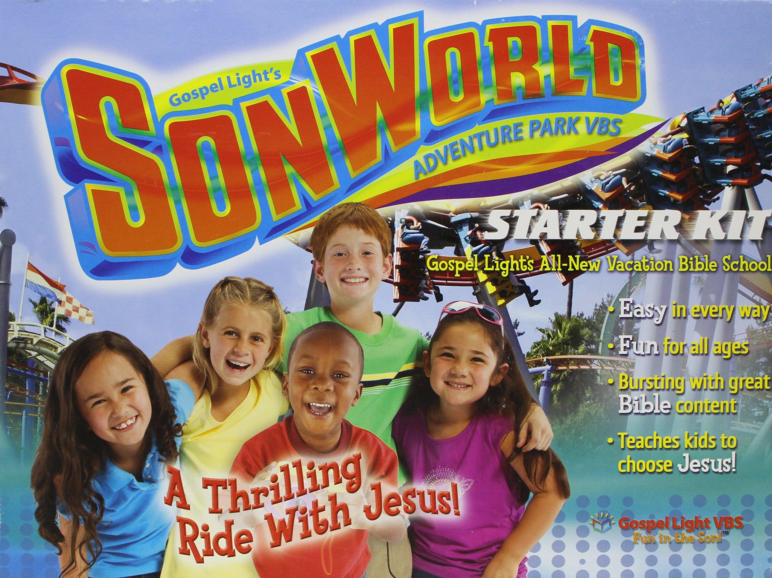 sonworld adventure park music