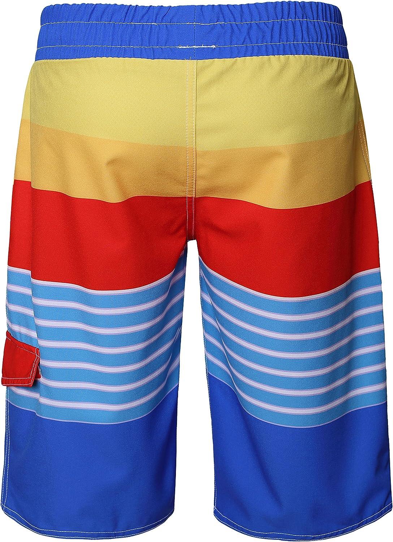 Meeyou Boys/' Quick Dry Beach Swim Trunk