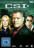 CSI: Crime Scene Investigation - Season 10 [6 DVDs]