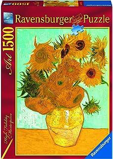 Ravensburger 16684 Van Goghs Schlafzimmer in Arles, 2000 Teile ...