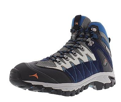 7ffda3f8907 Amazon.com | Pacific Mountain Descend Men's Waterproof Hiking ...