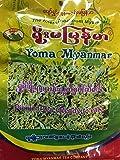 pickled tea leaves (4 packs) + Salad Topping (1 pack)