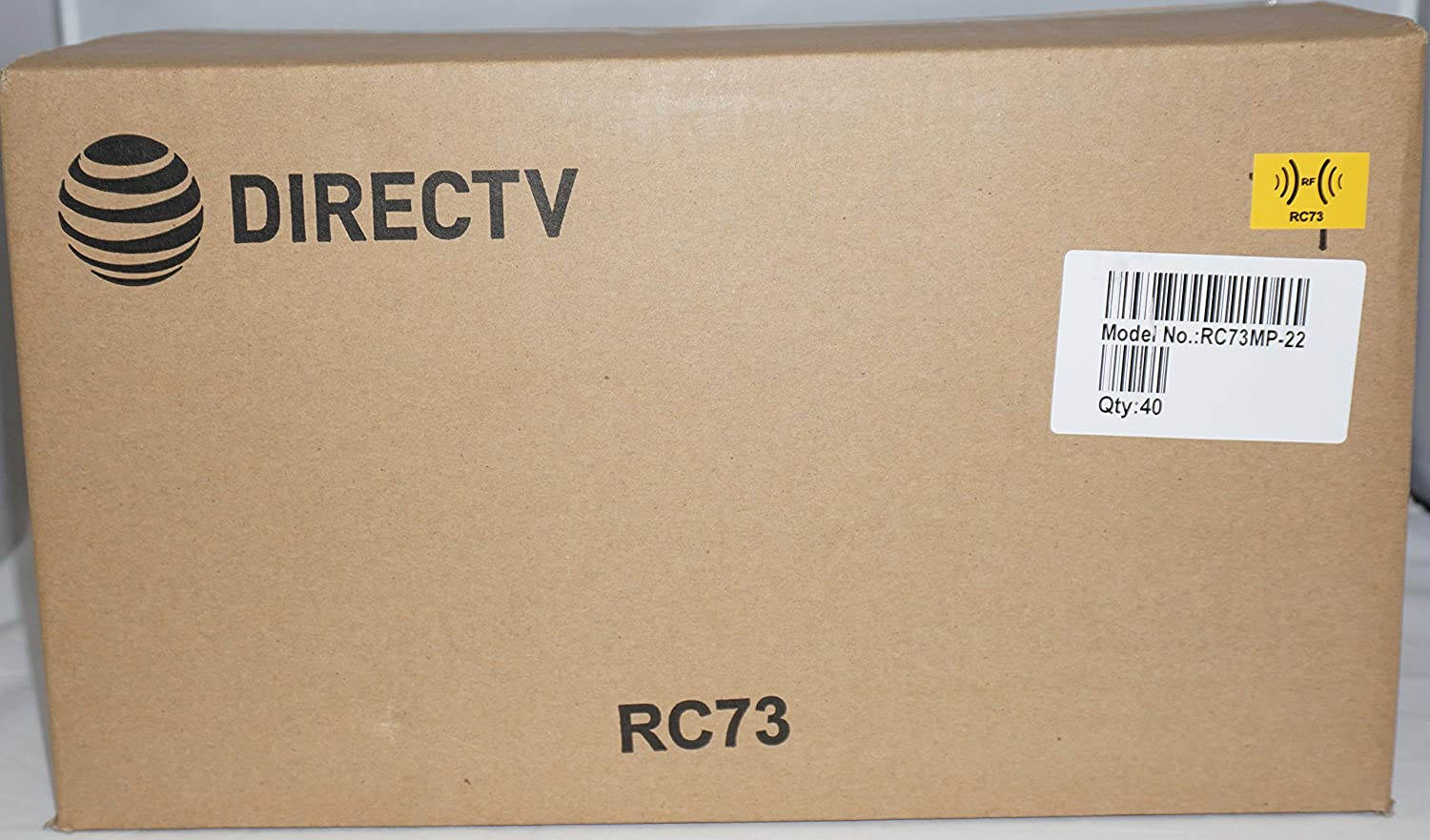 40 Directv Rc73 Ir Rf Remote Control For Genie Hr44 Wireless C41 Diagram Client W Batteries New Home Audio Theater