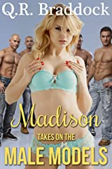 Madison Takes On The Male Models (Fertile Gang Erotica) Kindle Edition