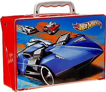 Mattel Hot Wheels 2862 - Caja de coleccionista para 24 coches [importado de Alemania]: Amazon.es: Juguetes y juegos