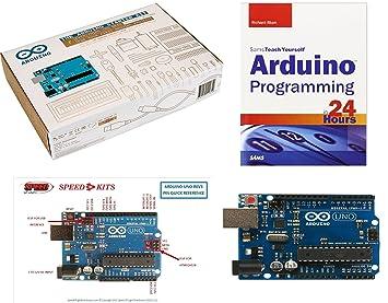 Amazon arduino starter kit for beginners includes official arduino starter kit for beginners includes official arduino k000007 kit and sams teach yourself solutioingenieria Images