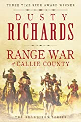 Range War of Callie County (The Brandiron Book 4) Kindle Edition