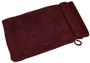Vent Du Sud Ropa de Baño Callisto 100% Algodón Peinado Larga Fibras. 660 gr/m², Amarante, Gant de Toilette: Amazon.es: Hogar