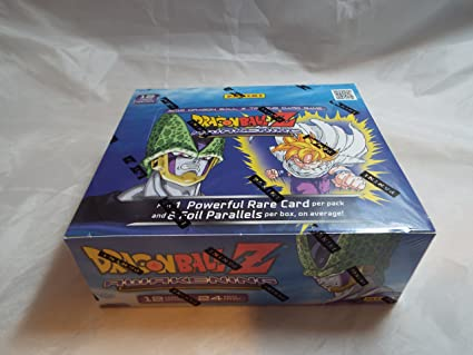 DRAGONBALL Z TCG AWAKENING SEALED BOOSTER BOX OF 24 PACKS ...