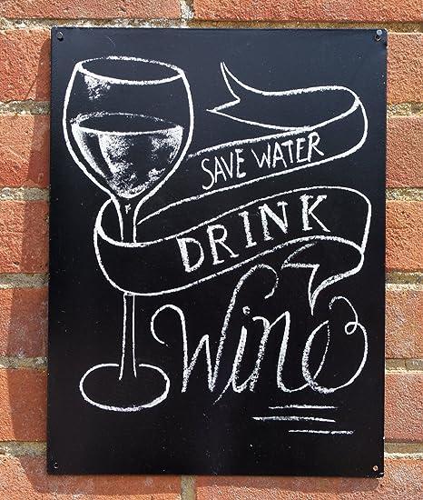 De arena para tizas para tacos de billar Vintage estilo Drink Wine ...