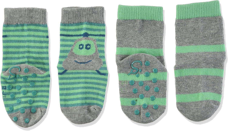 Sterntaler Baby Boys Abs-s/öckchen Dp Schneemobil Socks