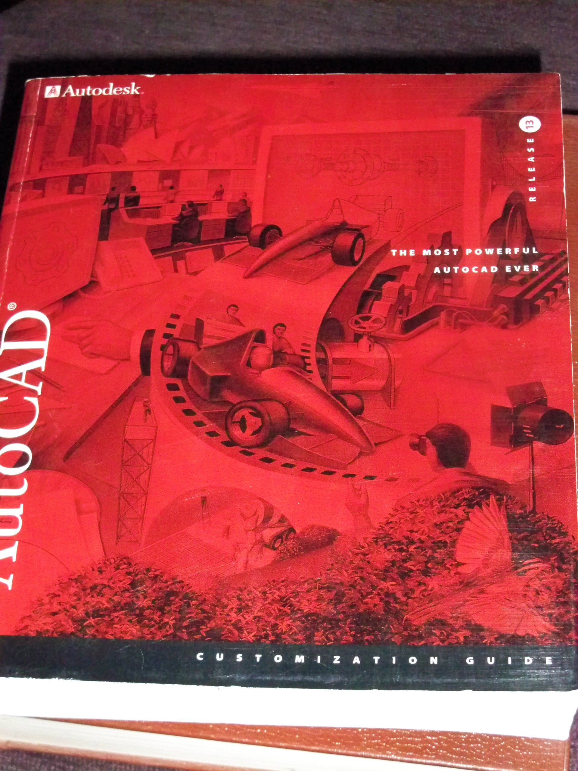 AutoCAD Release 13 - Installation Guide for DOS