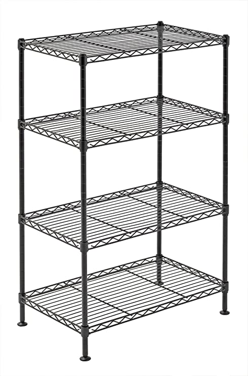 Amazon.com: Sandusky Lee WS201232-B Industrial Welded Wire Shelving ...