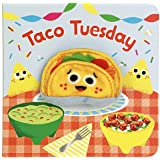 Taco Tuesday (Finger Puppet Board Book)