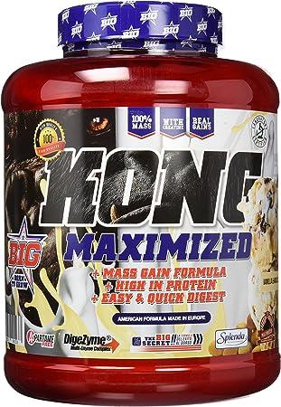 BIG Kong Gainer Suplemento Proteínas - 3000 gr