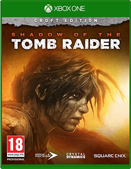 Shadow of the Tomb Raider: Croft Edition - Xbox One [Importación ...