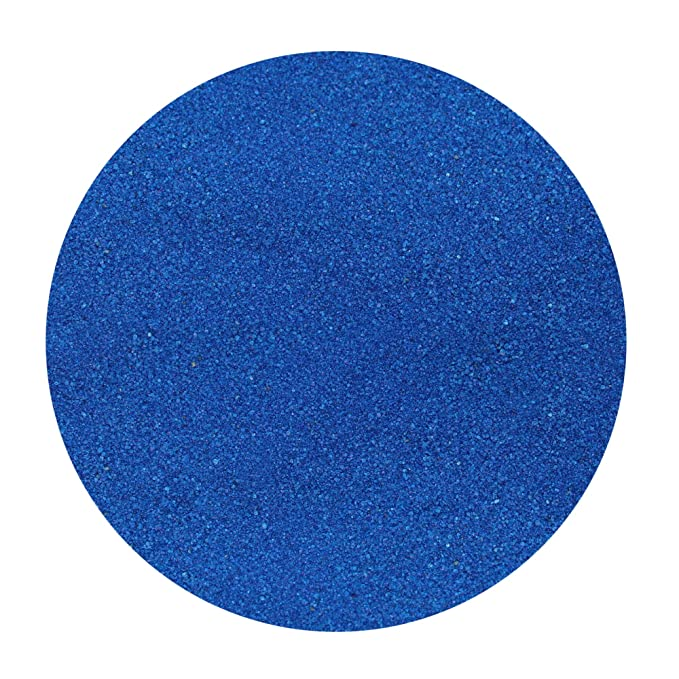 Amazon.com: Activa Scenic arena, 1-Pound, azul oscuro: Arte ...