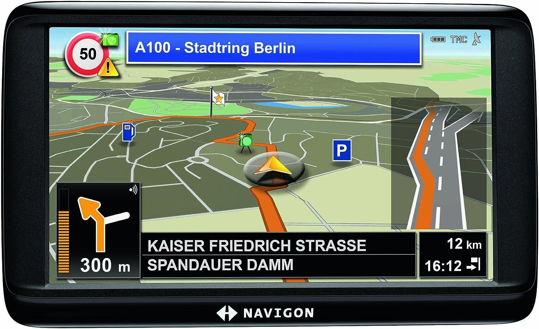 Navigon NAVIGON 70 Easy - Navegador GPS (5 pulgadas, con canal TMC ...