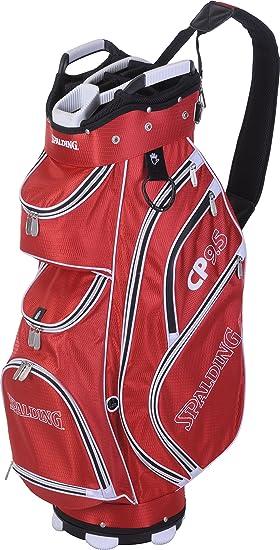 Spalding CB - Bolsa de Carro para Palos de Golf