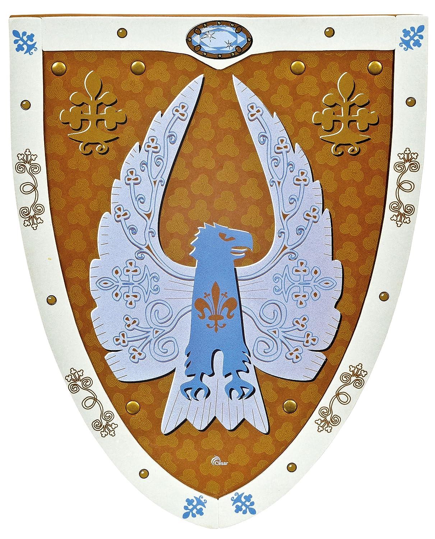 Cesar - A011-001 - Accessoire - Déguisement - Bouclier de Chevalier - Eva