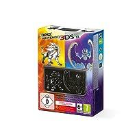 New Nintendo 3DS XL Solgaleo und Lunala Limited Edition