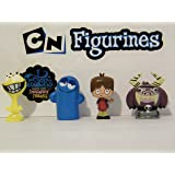 Fosters Home for Imaginary Friends Nickelodeon Mini Vending Toy Figure Set