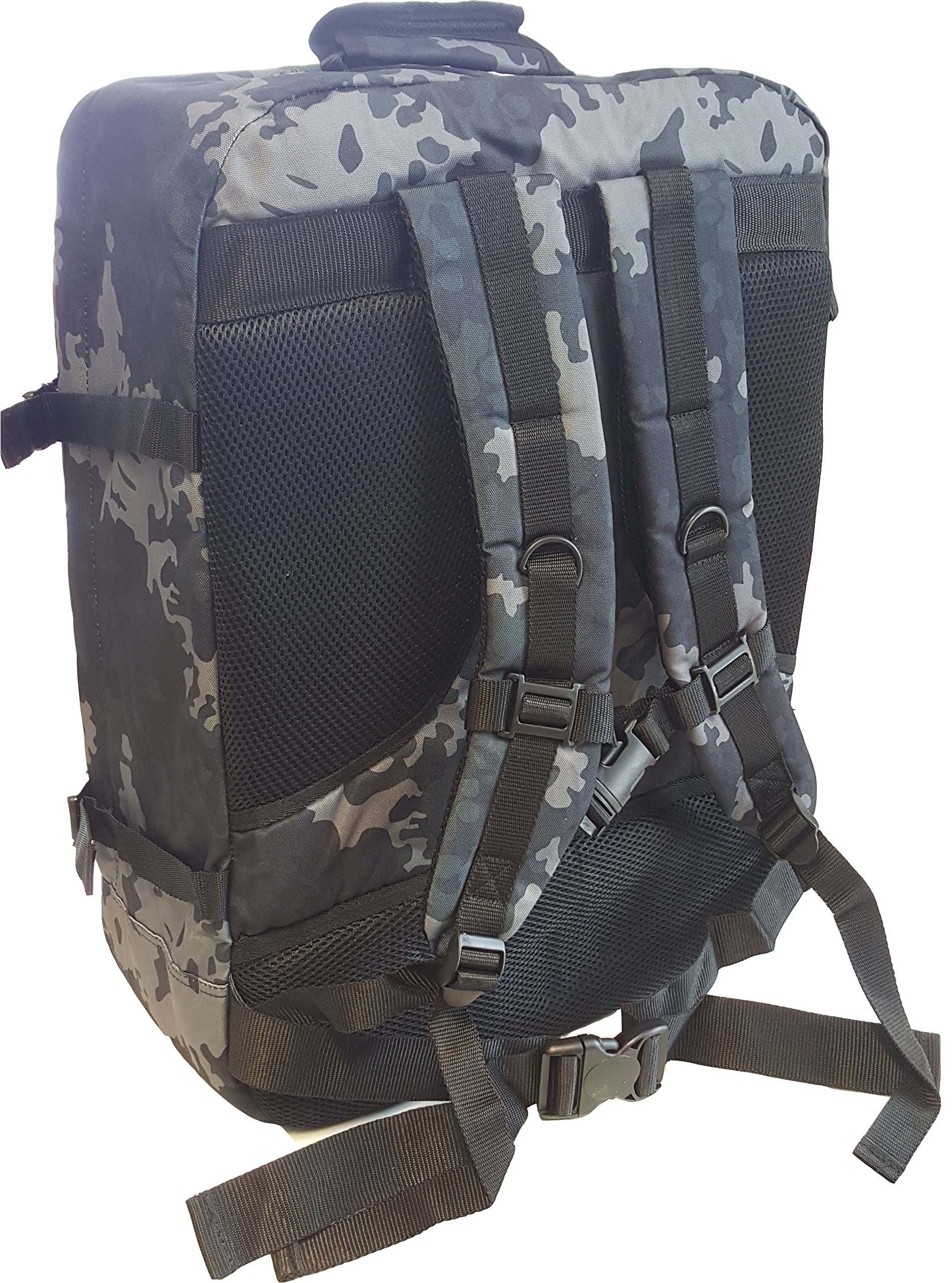 Backpack fits for Parrot Bebop Compatible 1 with Sky Controller 1 and Propguards (Camouflage) by mc-cases