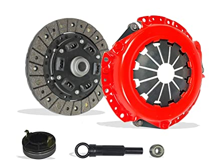 Clutch RFX Kit Works With Hyundai Accent Kia Rio Base Lx Sx Gls Gs Se Hatchback