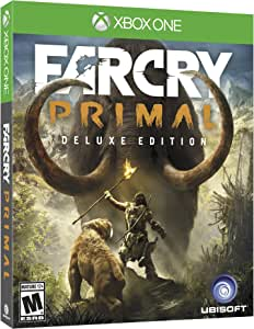 Far Cry Primal Deluxe Edition with SteelBook - Xbox One