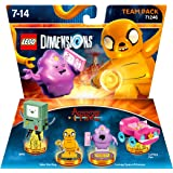 Figurine 'Lego Dimensions' - Adventure Time - Pack Equipe