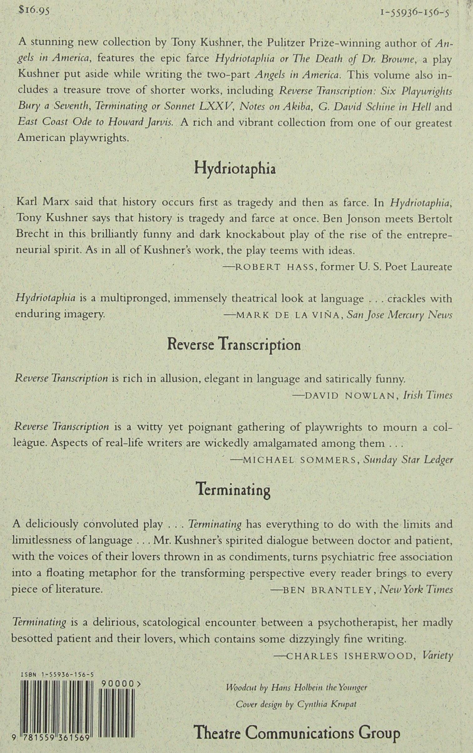 Hydriotaphia online dating