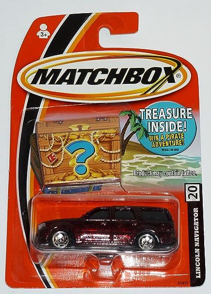 Buy Matchbox Treasure Lincoln Navigator 20 1 64 Scale Premium