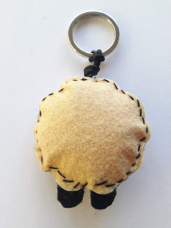 LLAVERO OVEJA: Amazon.es: Handmade