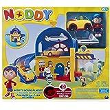 Noddy – Oui-Oui – La Maison de Oui Oui – Playset + Véhicules + Mini Figurine