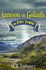 Samson and Goliath and Other Sermons Kindle Edition