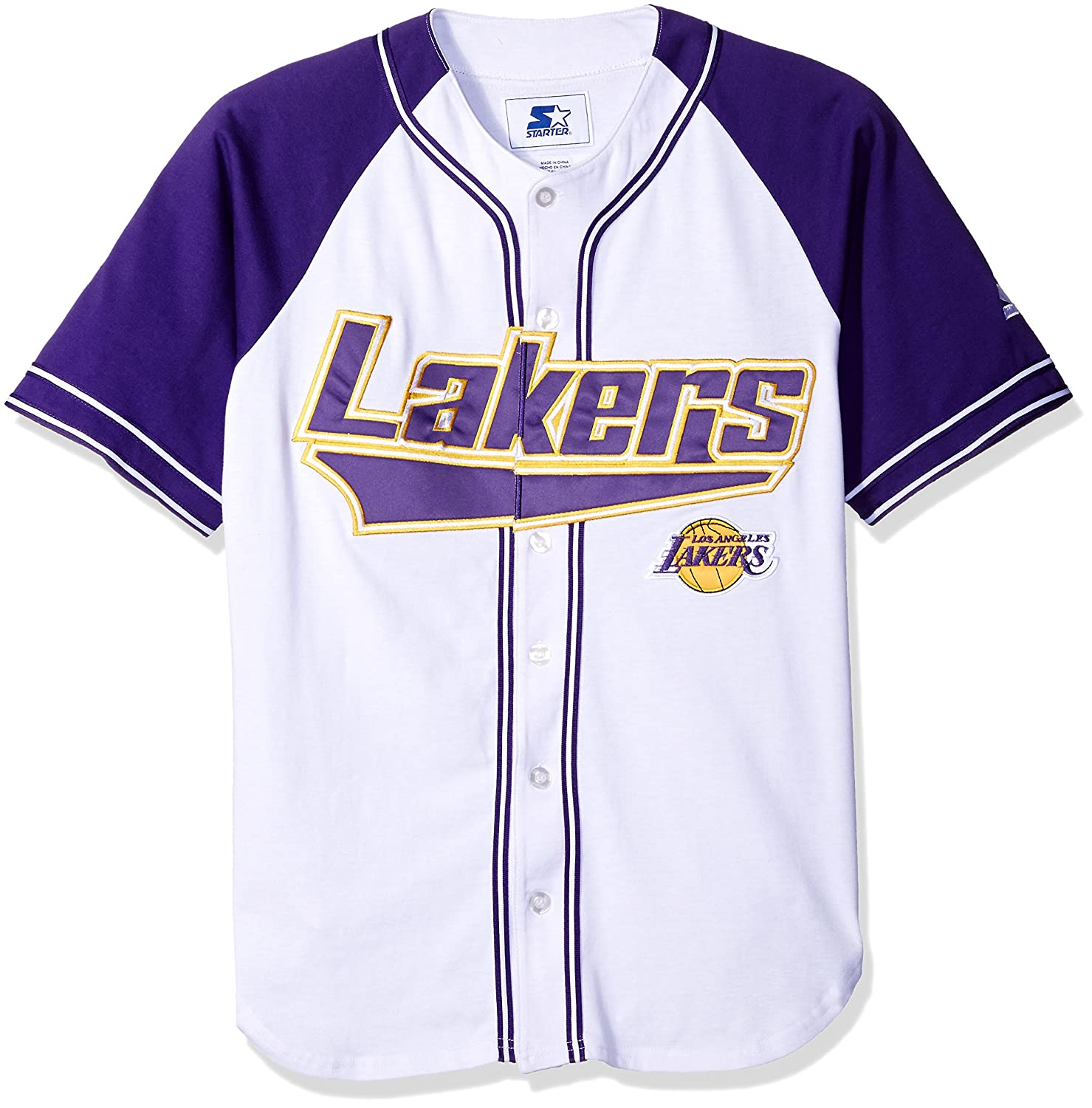 4094b4793 Amazon.com   NBA Baseball Inspired Fashion Jersey   Sports   Outdoors