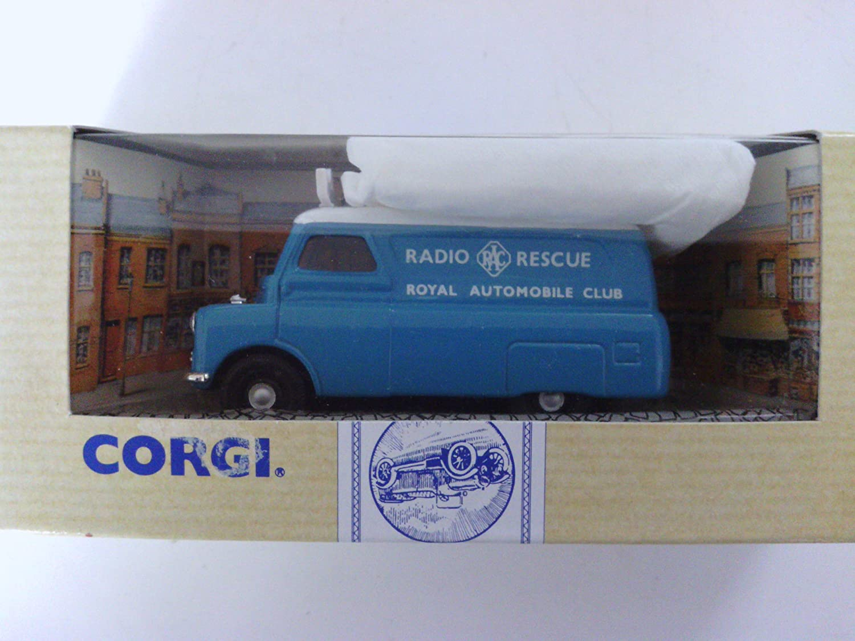 Corgi 1/43 Scale Diecast 96904 - Bedford CA Van - RAC